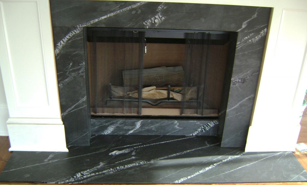 Fireplace Surround Ideas, Hearth Stone | Stoneage CT